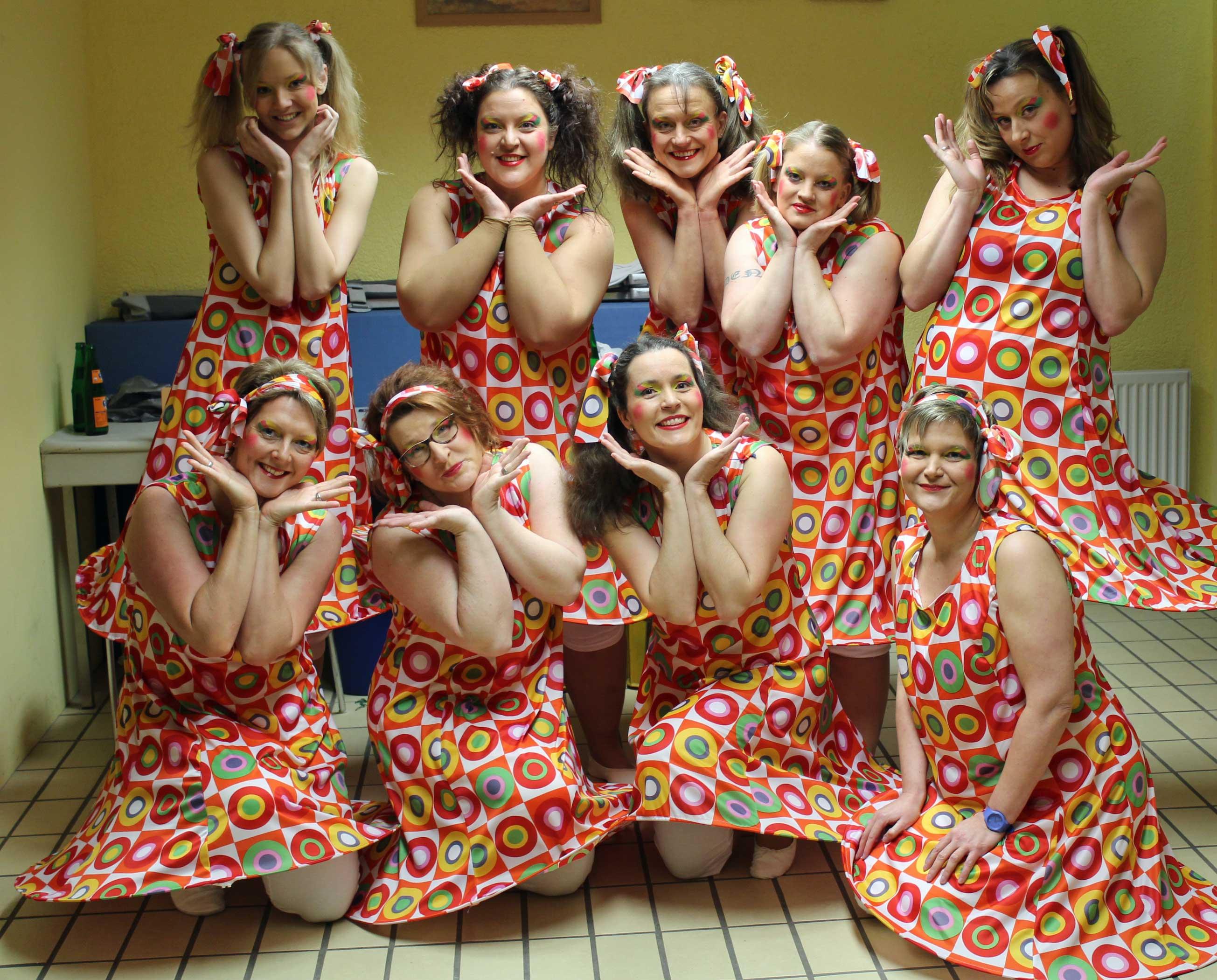 Gruppenbidl-Candy